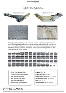 inspection d'ouvrage d'art: les barrages