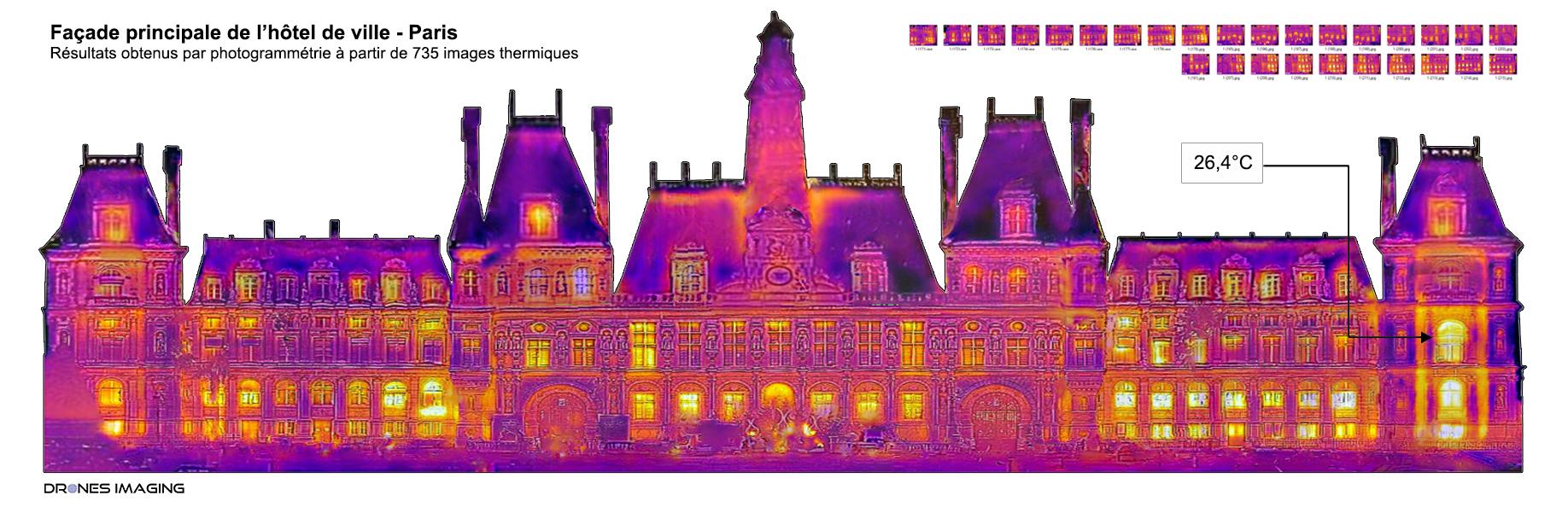 Thermal imaging | DRONES IMAGING